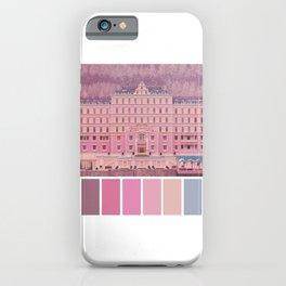 The Grand B.H. iPhone Case
