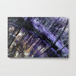 Enchanted Woodland Metal Print