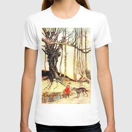 Litte Red Riding Hood T-shirt