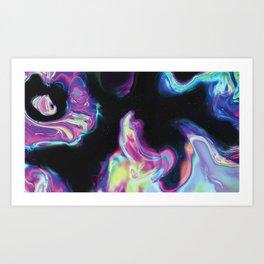 Space Art #3 Art Print