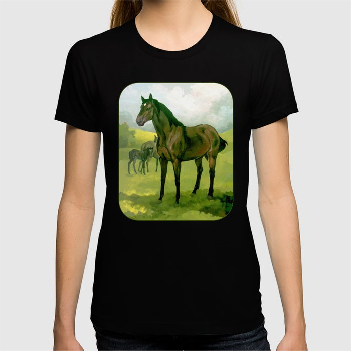 Sound Reason (CAN) - Thoroughbred Stallion T-shirt