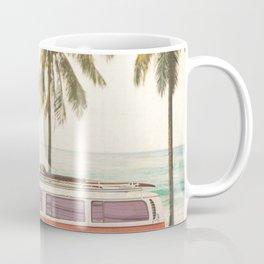Traveling Time Coffee Mug