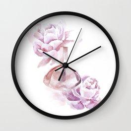 Endless Euphoria  Wall Clock