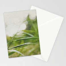 JUST GREEN. Stationery Cards