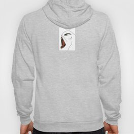 Mouthwork (Unfinished) Hoody