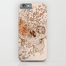 Disintegrate (A Violent Decay):  The Fragile Intensity of Existence iPhone 6s Slim Case