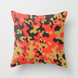 CAMO05 Throw Pillow
