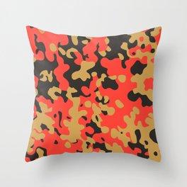 CAMO05 Throw Pillow