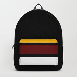 Team  Colors 2...maroon,yellow gold Backpack