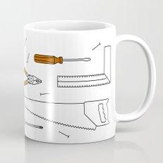 Carpenter Tools Mug