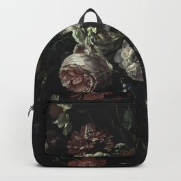 Arms Full Of Flowers Backpack