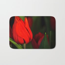 Tulips for mother Bath Mat