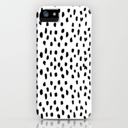 Dottie iPhone Case