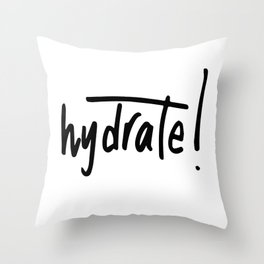 Day 10 Self-Love Quote Throw Pillow