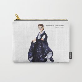 Princess Ruth Bader Ginsberg (Trumble Cartoon) Carry-All Pouch