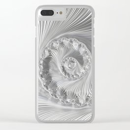Icefield Clear iPhone Case