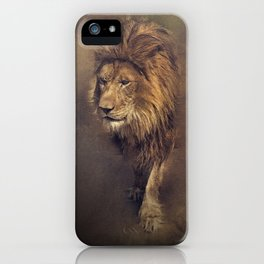 King of The Pride iPhone Case