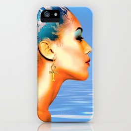 Imperial Empress Line iPhone Case