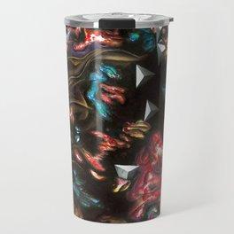 Black Star Reticulum Travel Mug