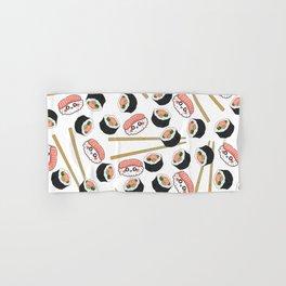 Sushi Sashimi Chopsticks Hand & Bath Towel