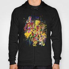 Grazy - Graffiti Hoody