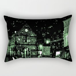 Shrewsbury in the limelight  Rectangular Pillow