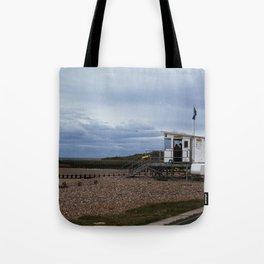 Littlehampton Beach_8 Tote Bag