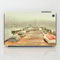 cape cod iPad Cases featuring Cape Cod Mornings 2 by Raymond Earley