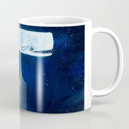 Flying the ocean Coffee Mug