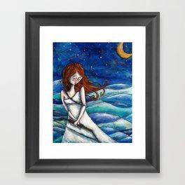 Orion's Fate Framed Art Print