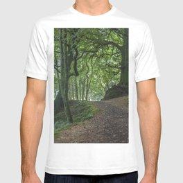 Into Blackbrough Woods T-shirt