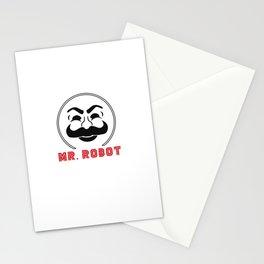 MR Robot Fsociety Stationery Cards