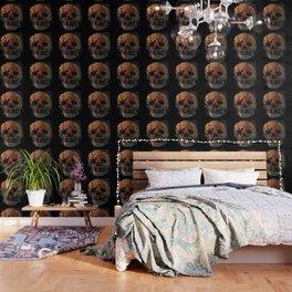 Skull machine Wallpaper