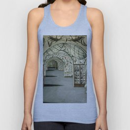 Museum of Curiosities Unisex Tank Top