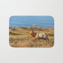 Tule Elk Bull Bath Mat