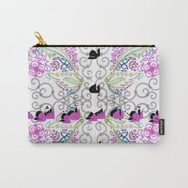 Never without you Carry-All Pouch