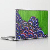 dr seuss Laptop & iPad Skins featuring Dr. Seuss 6 by Sarah J Bierman