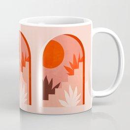 Abstraction_SUN_Bohemian_ARCHITECTURE_001AA Coffee Mug