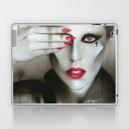 'Judas Iscariot' Laptop & iPad Skin