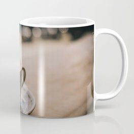 Cappuccion in the Window Coffee Mug