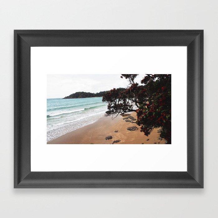 Staffa Bay Framed