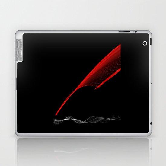 SilveRed Laptop & iPad Skin