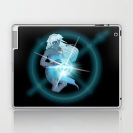 Power Ball Laptop & iPad Skin