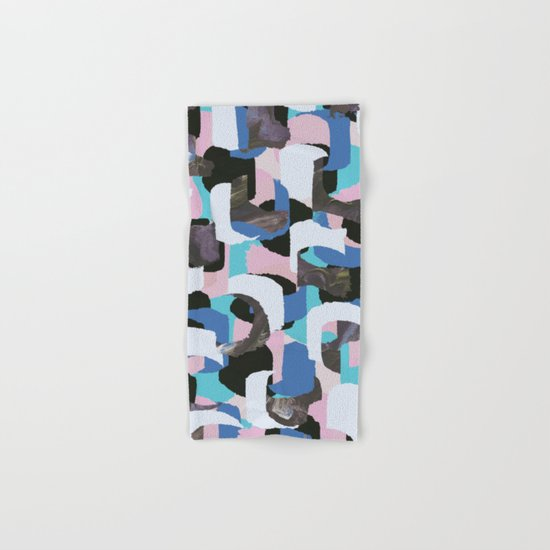 PatternM08 Hand & Bath Towel
