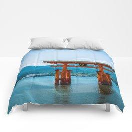 Miyajima Floating Gate Comforters