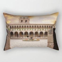 Travel Photography Rectangular Pillow