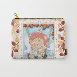 Autumn Joy Carry-All Pouch