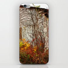 Somewhere in Rhode Island - Abandoned Mill 002 iPhone & iPod Skin