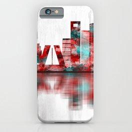 Madrid Spain Skyline iPhone Case