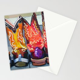 Boot Heels Stationery Cards